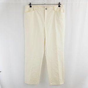 Lauren Ralph Lauren Summer Classics Pants Size 16W